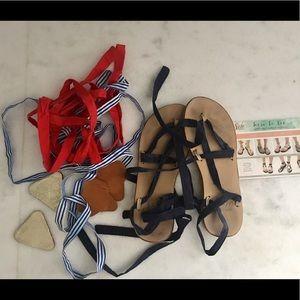 Sseko Design Shoes - Sseko Design sandals